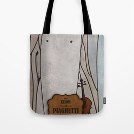 Piaghetti from Ixiom (Violin) Tote Bag