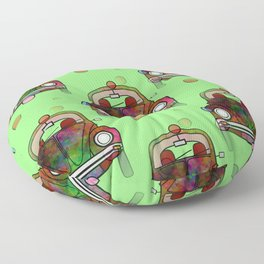 Take A Trip Floor Pillow