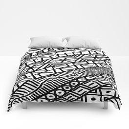 Quick Doodle Comforters