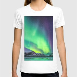 Northern Lights in Iceland T-shirt