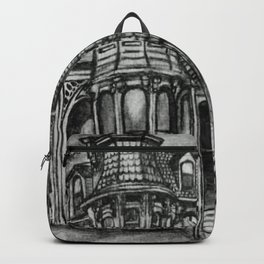 Old Victorian Queen Backpack