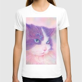 miwa cat 3 ~fred~ T-shirt