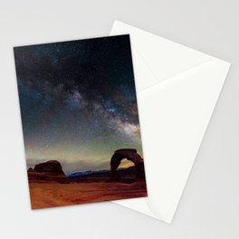 Natural Door Stationery Cards