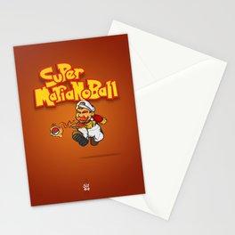 Super Mariano Ball Stationery Cards
