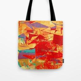 Herd Mesozoic Tote Bag