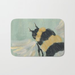 Little Busy Bee Bath Mat