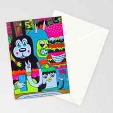 Cosmic Selfie Stationery Cards