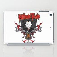 tesla iPad Cases featuring Nikola Tesla by Spectacle Photo