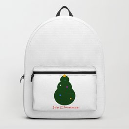 It´s Christmas! Backpack