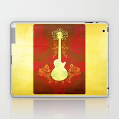 Guitar Love Laptop & iPad Skin
