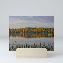 Majestic Autumn Mini Art Print