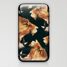 Roaring Lion iPhone & iPod Skin