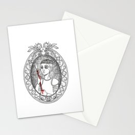 Juana de Arco Stationery Cards