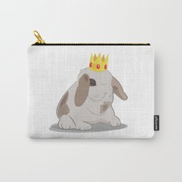 Cute king Carry-All Pouch