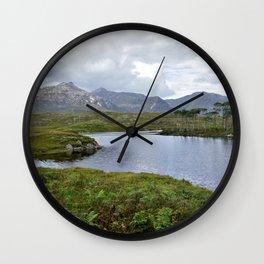The Twelve Pins Wall Clock
