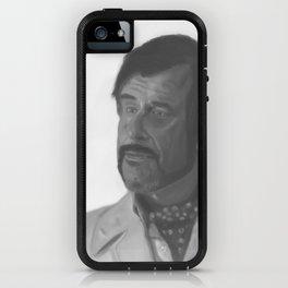 Oliver Bird iPhone Case