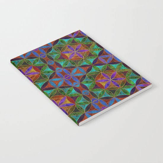 The Flower of Life (Sacred Geometry) 2 Notebook