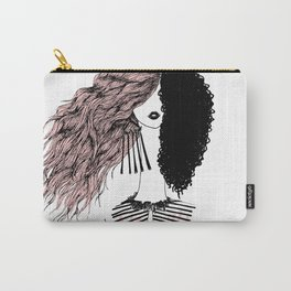 Boho girl Carry-All Pouch