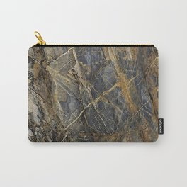 Natural Geological Pattern Rock Texture Carry-All Pouch