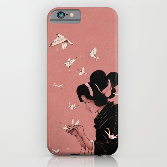 Becoming the Birds iPhone & iPod Case