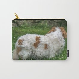 Cavalier King Charles Spaniel Dog Carry-All Pouch