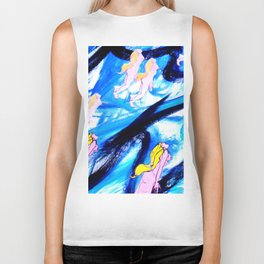 WAGNER: The Ride of the Valkyries     by Kay Lipton Biker Tank