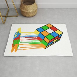 Love Brick games? Fan of Rubrik's Cube? Found the perfect tee for you! Makes a nice gift too! Rug