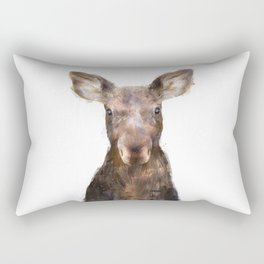 Little Moose Rectangular Pillow