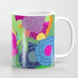 All the flowers Pattern Coffee Mug
