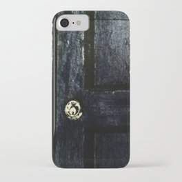 Doctor Who: Who has the Tardis key? iPhone Case