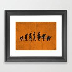 Involution! Framed Art Print