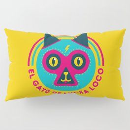 LUCHADORABLE Pillow Sham