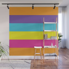 Gender Non-Binary Pride Wall Mural