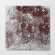 SKULL#03 Metal Print