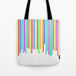 Digital Analysis Tote Bag