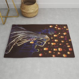Tangled Happily Ever After Rug