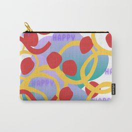Happy Days Are Coming Carry-All Pouch