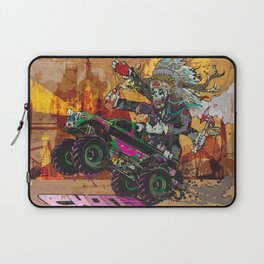 Wolves & Scandals Laptop Sleeve