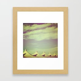 shadow Framed Art Print