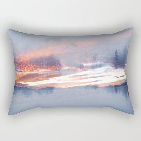 Life of Color Rectangular Pillow