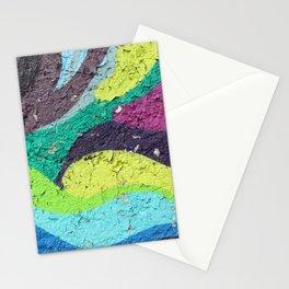 Color Entropy I Stationery Cards