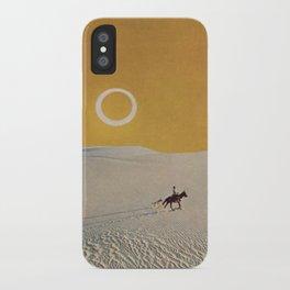 Salinero iPhone Case