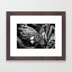 Octavius Framed Art Print