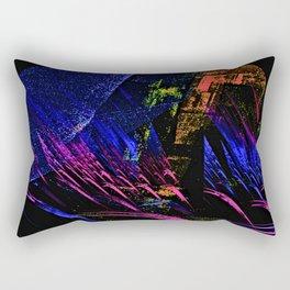 Panic Stations Rectangular Pillow