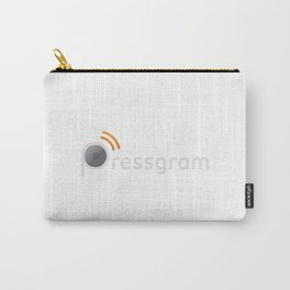 Pressgram Logo Carry-All Pouch
