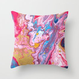 Jessica Throw Pillow