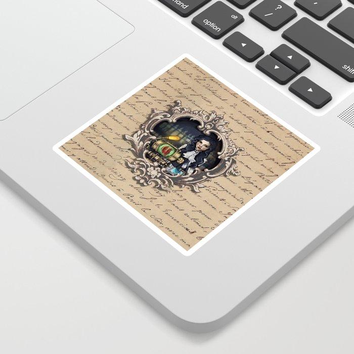Secret Laboratory Sticker