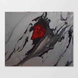 Tin Man's Ticker Canvas Print