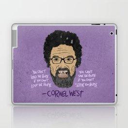 CORNEL WEST Laptop & iPad Skin