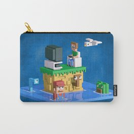 Retromania Carry-All Pouch
